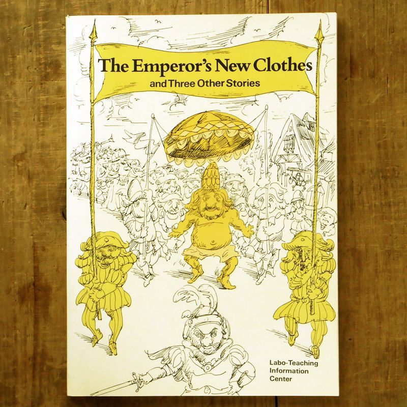 画像1: 井上洋介・小野かおる / 「The Emperor's New Clothes and Three Other Stories」