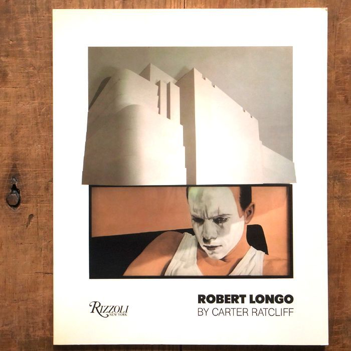 画像1:  ROBERT LONGO BY CARTER RATCLIFF